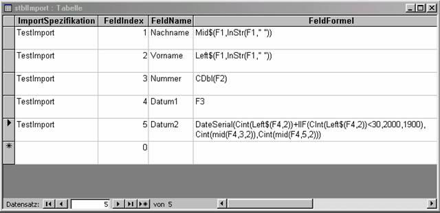 mehrere sql tabellen prüfen